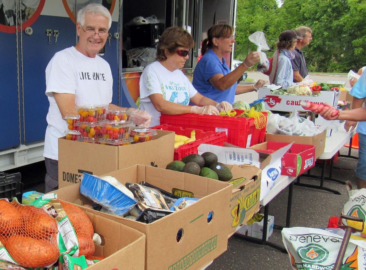 Gemma E Moran United WayLabor Food Center United Way of