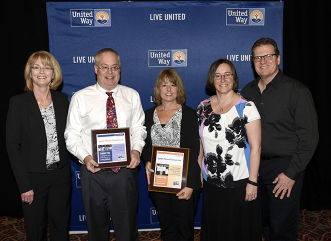 Leadership Giving Campaign of the Year - Applied Physical Sciences and Employees
